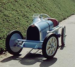 Pedal Bugatti Go Kart