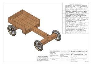 Build Your Own Pedal Go Kart