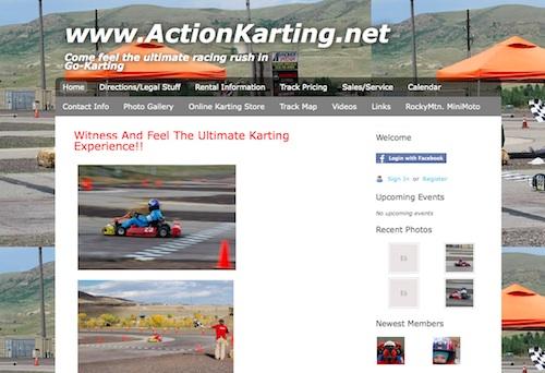 Action-Karting