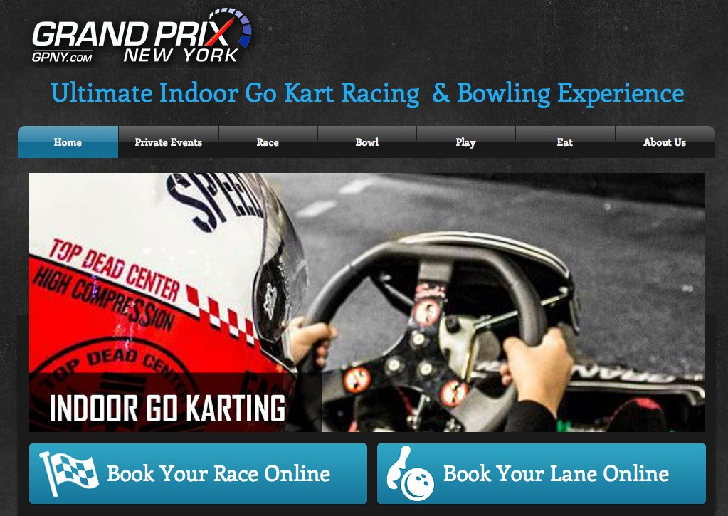 Grand Prix New York Go Kart
