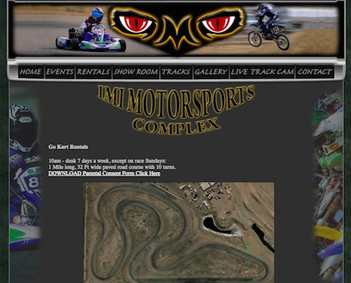 IMI Motorsports Complex