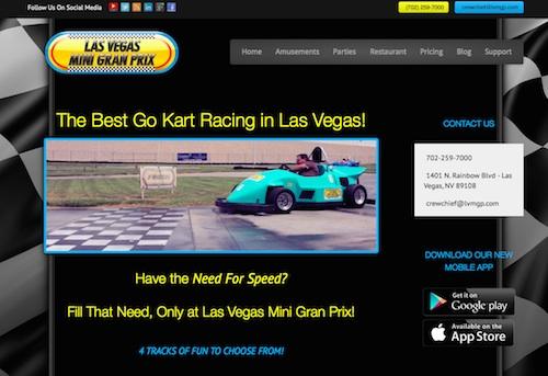 LA Mini Grand Prix