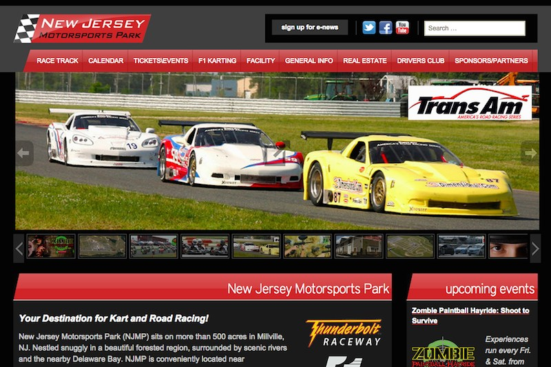 New Jersey Motor Sports Park