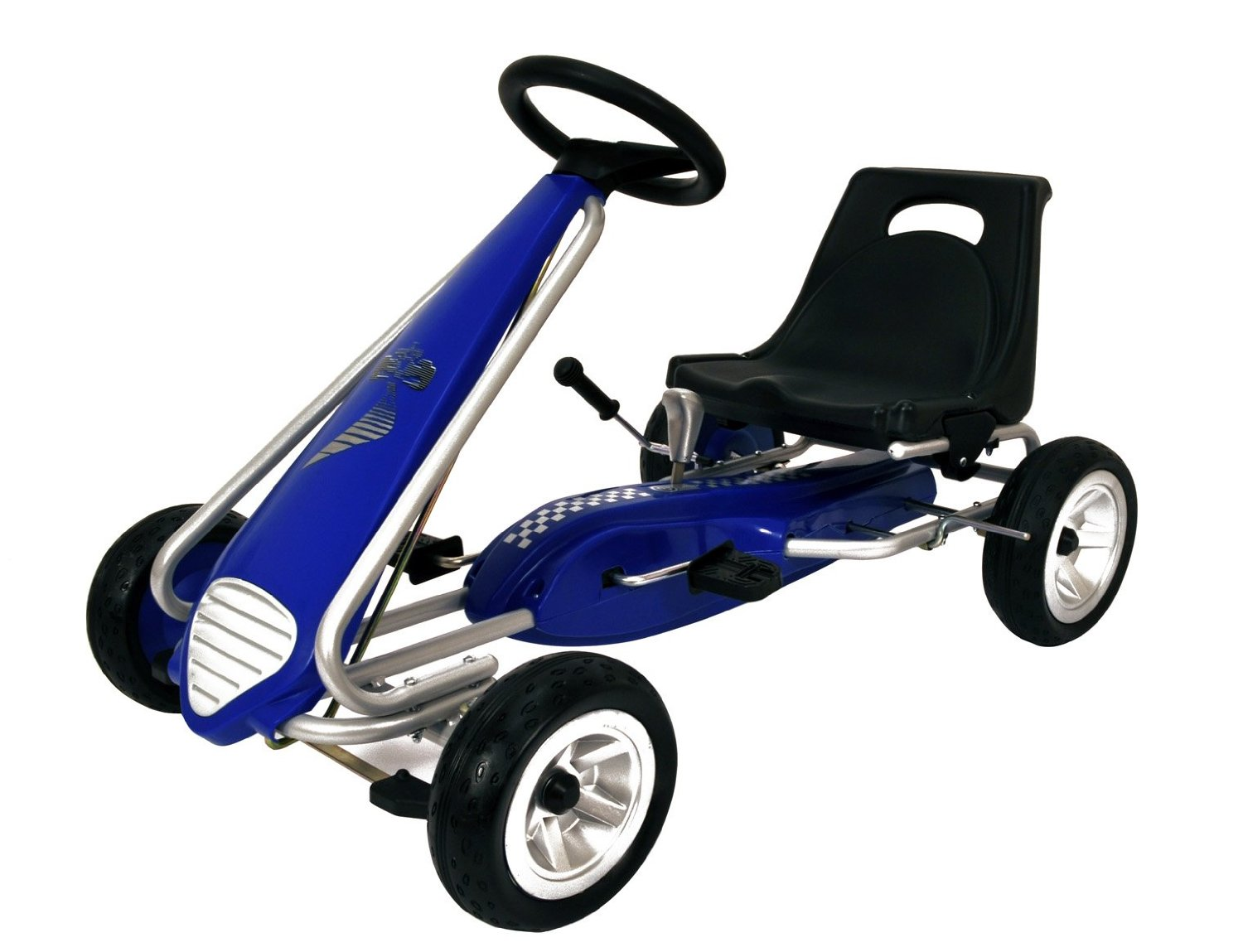 Kettler Kiddi-O Pole Position Pedal Car