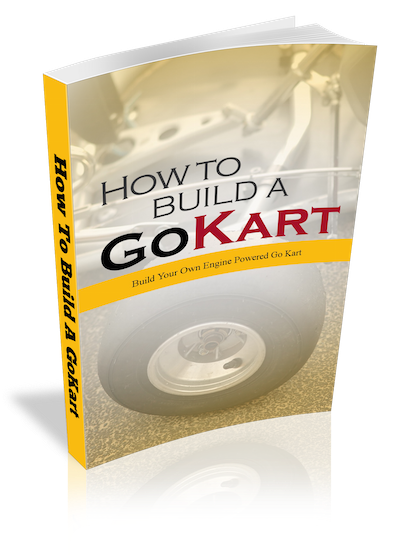 Engine Powered Go Kart eBook - Best Go Karts for Kids